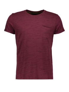 NO-EXCESS T-shirt 82 340755 083 Aubergine