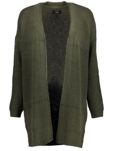 Only Vest onlIRIS L/S CARDIGAN KNT 15140081 Peat