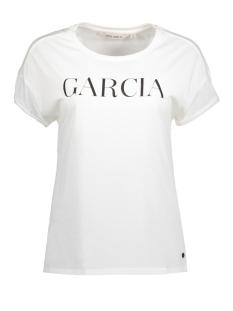 Garcia T-shirt J70202 53 Off White