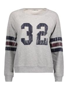 LTB Sweater 111881165.30159 TAFITHA GREY MEL