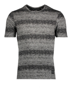Only & Sons T-shirt onsMADISON SS SLIM FISHTALE TEE 22007897 Black