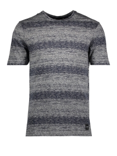 Only & Sons T-shirt onsMADISON SS SLIM FISHTALE TEE 22007897 Dress Blues