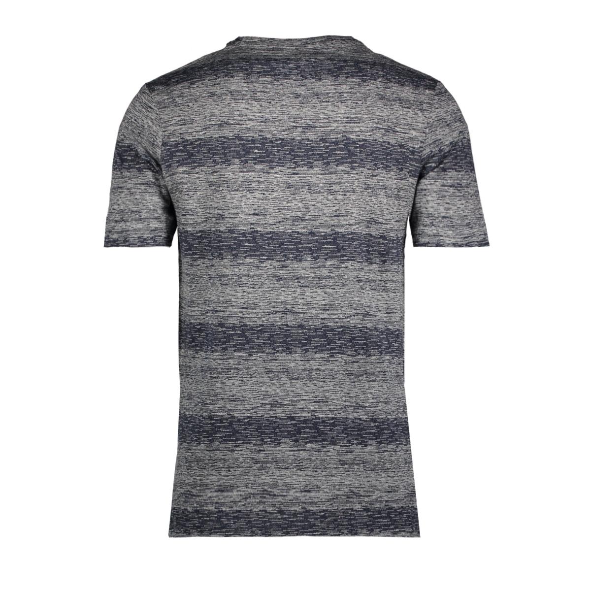 onsmadison ss slim fishtale tee 22007897 only & sons t-shirt dress blues