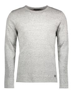 Jack & Jones Sweater JORWILLS KNIT CREW NECK 12121991 Light Grey Mela.