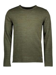 Jack & Jones Sweater JORWILLS KNIT CREW NECK 12121991 Forest Night