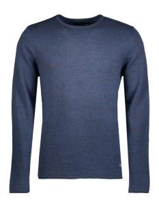 Jack & Jones Sweater JORWILLS KNIT CREW NECK 12121991 Ensign Blue