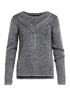 objunis l/s knit pullover i. 94 23025593 object trui black