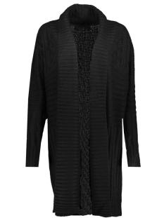 Vero Moda Vest VMCLEARLAKE POSH LS SHAWL CARDIGAN 10183224 Black Beauty