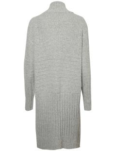vmclearlake posh ls shawl cardigan 10183224 vero moda vest light grey melange