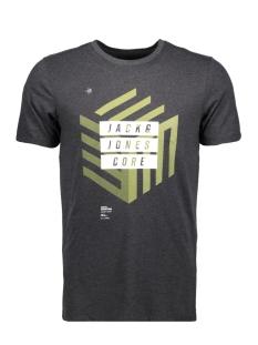 Jack & Jones T-shirt JCOBOOSTER TEE SS CREW NECK 0010 12135945 Dark Grey