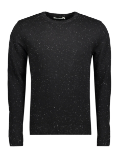 Jack & Jones Trui JPRAIDEN KNIT CREW NECK 12117129 Black
