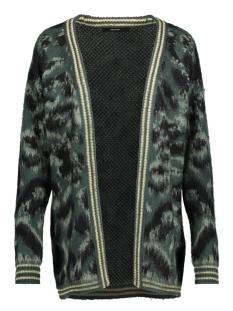 Vero Moda Vest VMSOPHIA LS OVERSIZE CARDIGAN 10185471 Green Gables
