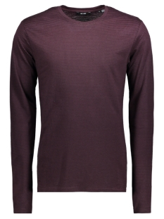 onsaron ls fitted tee 22004604 only & sons t-shirt fudge