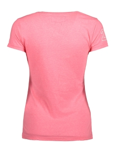 g10008fp tri entry superdry t-shirt as1 pink
