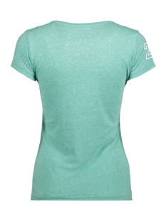 g10008fp tri entry superdry t-shirt yco mint