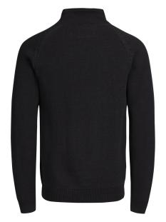 jcocarson knit high neck 12128072 jack & jones trui black