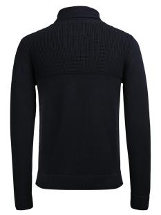 jcolive knit shawl neck 12120434 jack & jones trui sky captain