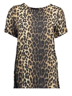 Luba T-shirt ROMY TEE LEOPARD LEOPARD