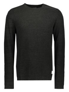jcooctavio knit crew neck 12117161 jack & jones trui rosin