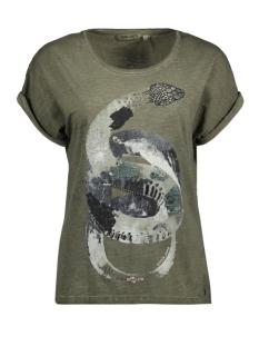 Garcia T-shirt H70205 2302 Olive