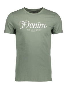 Tom Tailor T-shirt 1055467.09.12 7057