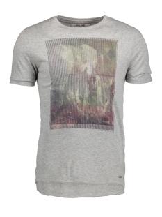 Garcia T-shirt H71208 66 Grey melee