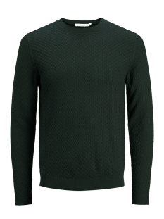 Jack & Jones Trui JPREMIL KNIT CREW NECK 12129541 Jet Set