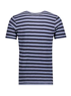 jpr37harbour tee ss crew neck 12136863 jack & jones t-shirt vintage indigo