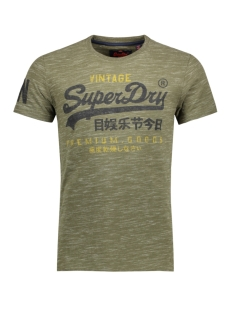 Superdry T-shirt M10002PP PREMIUM GOODS DUO TEE space dye grit FH7