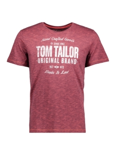 Tom Tailor T-shirt 1055285.09.10 4481