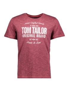 Tom Tailor T-shirt 1055285.09.10 4481