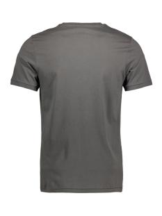 jorcustom tee ss crew neck dec 12138567 jack & jones t-shirt asphalt