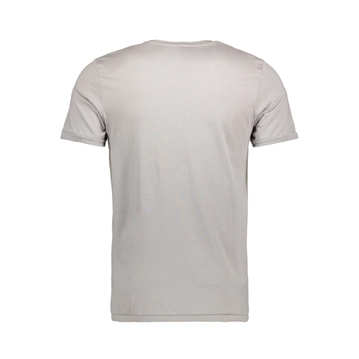 jorcustom tee ss crew neck dec 12138567 jack & jones t-shirt griffin