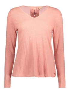 Cream T-shirt Laura T Tshirt Rosette