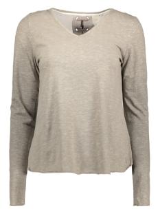 Cream T-shirt Laura T Tshirt Khaki