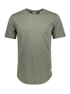 Only & Sons T-shirt onsRBRUCE SS LONGY TEE 22008633 Thyme