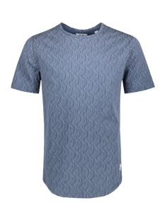 Only & Sons T-shirt onsRBRUCE SS LONGY TEE 22008633 Enign Blue
