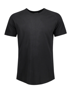 Jack & Jones T-shirt JCORAFE TEE SS CREW NECK NOOS 12123031 Black