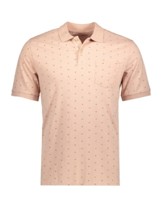 Jack & Jones Polo JPRWINSTON AOP SS POLO 12-1 12136847 Misty Rose