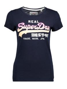 Superdry T-shirt G10003XQ NT9 (Marina Navy)