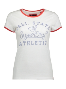 Superdry T-shirt G10004RQ 01C OPTIC