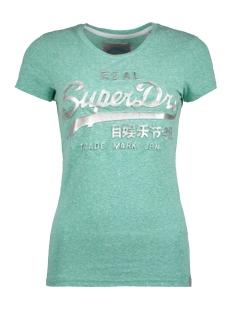 Superdry T-shirt G10005FQ VIQ (Mint Snowy)