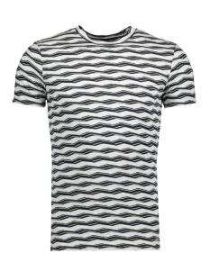 Garcia T-shirt M81010 2533 Dove Melee