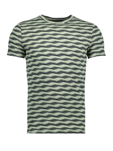 Garcia T-shirt M81010 2580 Frosty Green