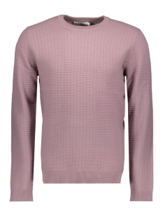 Jack & Jones Trui JPRNEIL KNIT CREW NECK 12133356 Toadstool