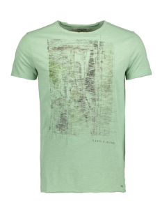 Garcia T-shirt M81004 2580 Frosty Green