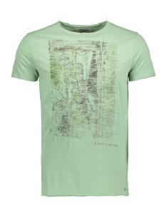 Garcia T-shirt M81004 2580 Frosty Green