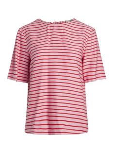 Pieces T-shirt PCMISA 2/4 TOP 170881 Sea Pink/GROUND