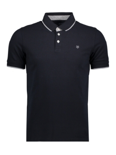 Jack & Jones Polo JPRPAULOS POLO SS NOOS 12091243 Black