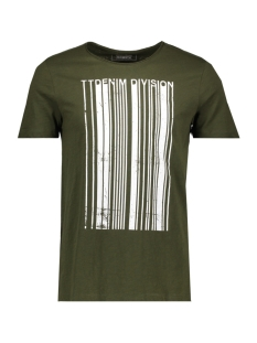 Tom Tailor T-shirt 1055581.00.12 7807